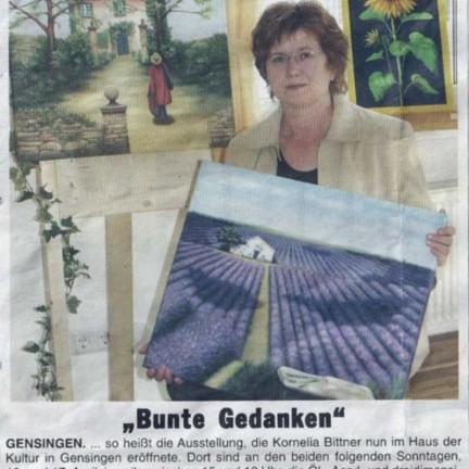 06.04.2005 - Neue Binger Zeitung, Bingen