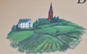 Landschaft: Rochuskapelle