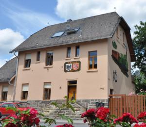 Bahnhofshaus in Kempten