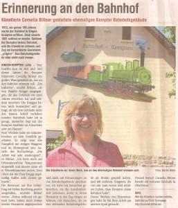 15.08.2013 - Binger Wochenblatt, Bingen
