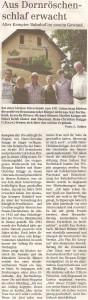 17.07.2013 - Neue Binger Zeitung, Bingen