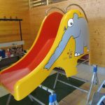 Neugestaltung der Kinderrutsche im Ingelheimer Freibad